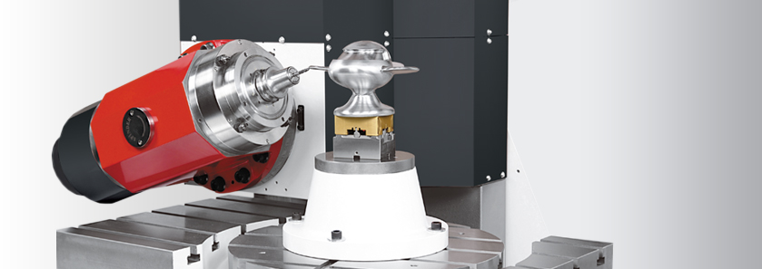 Extron 5-axis Machining Centers